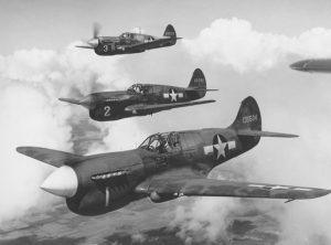 Tableau Data Visualisatie Analytics Analyse Business Intelligence Training WWII Tweede Wereld Oorlog Warhawk